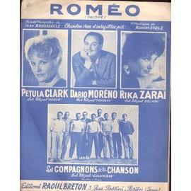 Roméo (Salomé) piano et chant