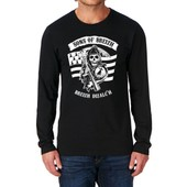 T-Shirt Sons Of Breizh Anarchy Dizalc'h Soa
