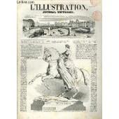 L'illustration Journal Universel N� 427-Exposition Universelle. � Histoire De La Semaine. � Courrier De Paris. � Alg�rie. Le3 Colons De Zurich, Pr�s Cherchell. � Lettres Sur La France; De ...