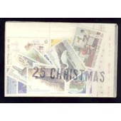 Christmas Islands 25 Timbres Diff�rents