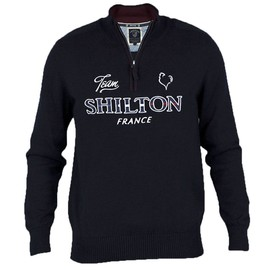 Pull Homme Team France Shilton Zipp�