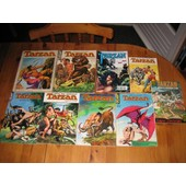 Lot 11 Bd Tarzan Sagedition Ann�es 70 + Semic