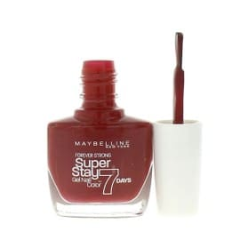 Gemey Maybelline Vernis � Ongles Super Stay 7 Jours - 06 Rouge Profond