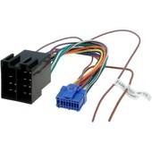 Cable Autoradio Pioneer 16pin Vers Iso - Connecteur Bleu