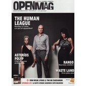 Openmag / 03-2011 N�133 : Serge Gainsbourg (4p) - The Human League (2p) - The Do (1p)