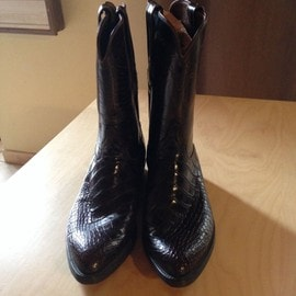 Bottes Santiags Lucchese