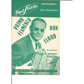 PRIMO FLAMENCO + DON FLORO (2 Pasos-Dobles)