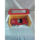 Voiture Ferrari California 1/16 Tg Tonka Polistil