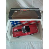 Corvette L 71 1967 Rouge 1/18� Metal American Muscle Ertl