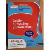 Gestion Du Systeme D'information de Madeleine Doussy
