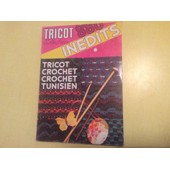 Tricot S�lection In�dits 880 Points Tricot( Num�ro Sp�cial) Crochet Tricot Tunisien de Collectif