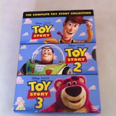 Toy Story 1-3 de John Lasseter