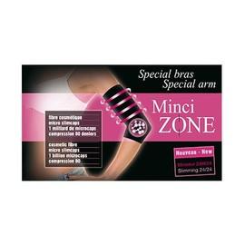 Minci Zone - Sp�cial Bras - Noir - Taille L - (La Pair)