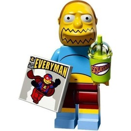 Lego Simpsons S�rie 2 Comic Book Guy