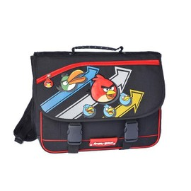 Cartable Scolaire Angry Birds 41 Cm