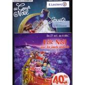 Catalogues Jouets Leclerc & Intermarch� - Fin Octobre ,D�but D�cembre 2015