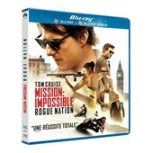 Mission: Impossible - Rogue Nation - Blu-Ray de Christopher Mcquarrie