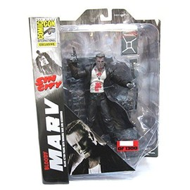 Sin City - Action Figure Deluxe Bloody Marv
