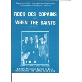 When the saints (fox-charleston) + Rock des copains
