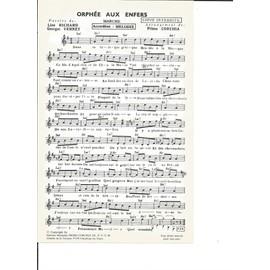 Orphée aux enfers (marche) / Rudy - Polka (polka Polonaise) / Auprès de ma blonde (marche) / Tango Japonais (Tango)
