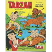Tarzan : R�cit Complet N� 82 ( Octobre 1975 ) de edgar rice burroughs & john celardo & russ manning