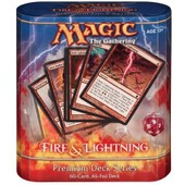 Magic The Gathering - Fire & Lightning