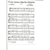 2 Bol�ros : C'est Comme Dans Les Chansons / Vivre � Deux