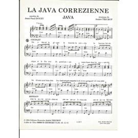 """2 Javas / La Java correzienne / vas """"y"""" papa"""
