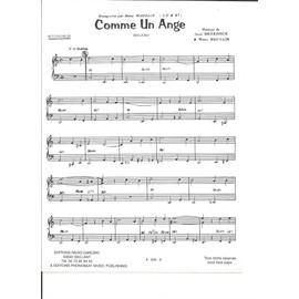 Comme un ange (boléro) / Tempo Samba (samba)