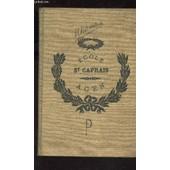 Cahier D'ecole De St Caprais (Agen) - Manuscrit De Philosophie. de ANONYME
