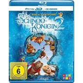 Die Schneek�nigin 2 - Eiskalt Entf�hrt (Blu-Ray 3d) de Various