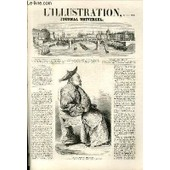 L'illustration Journal Universel N� 790-Chine : Y�, Ancien Gouverneur De Canton- � Histoire De La Semaine. � Courrier De Paris. � Institutions Judiciaires De L�Alg�rie.�Chronique Litt�raire. ...