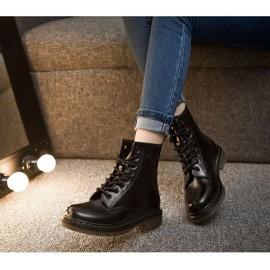 Bottines Bottes Boots Cuir Solide Style Rock Tendance Fashion. Plusieurs Coloris. Black Sugar Paris Boutique Cosplay Anime Mange Mode Japonaise Gothique Rock