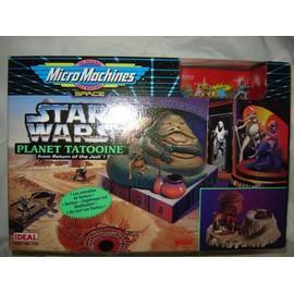Micro Machines Star Wars Vintage : Playset Planete Tatooine