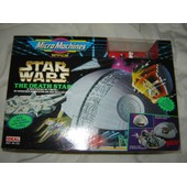 Micro Machines Star Wars Vintage : Playset L Etoile Noire Death Star