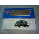 Wagon Citerne Elf Sncf Ref 330600 Ech 1/87 Ho Jouef