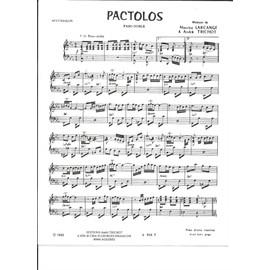 Pactolos (Paso-doble) / Gentleman du musette (valse)