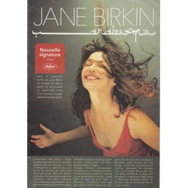 JANE BIRKIN PLAN MEDIA ARABESQUE