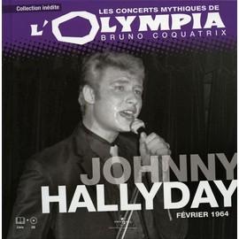 JOHNNY HALLYDAY Les Concerts Mythiques de L' Olympia