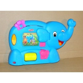 Elephant D'activit�s D'eveil Jouet 1er Age