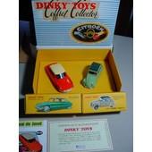 Dinky Toys Atlas Coffret Epuise Les Stars Du Quai De Javel Neuf Boite