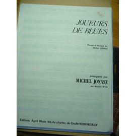 joueurs de blues Michel Jonasz