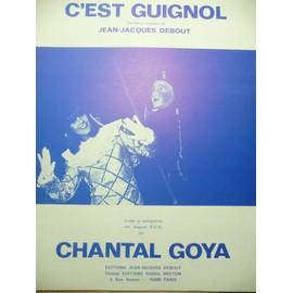 C'EST GUIGNOL chantal Goya Jean-Jacques Debout
