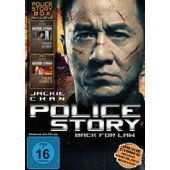 Jackie Chan - Police Story Box (3 Discs) de Chan,Jackie/Qui,Shu/Tang,Edward/Platt,Oliver/+