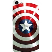 Coque Protection Telephone Wiko Lenny 2- Bouclier Americain