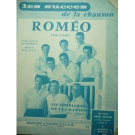 ROMEO les compagnons de la chanson