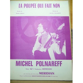 LA POUPEE QUI FAIT NON Michel Polnareff