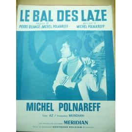 LE BAL DES LAZE Michel Polnareff
