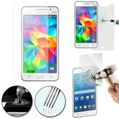 Samsung Galaxy Grand Prime Sm-G530f/ (4g) Sm-G531f/ Duos Tv Sm-G530bt/ G530fz G530y G530h G530fz/Ds: 1 Film De Protection D'�cran Verre Tremp�