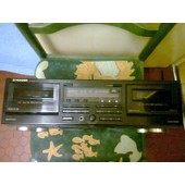 Pioneer Ct-W401r - Double Platine Cassette Audio